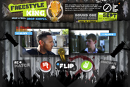 Home Office 'freestyle king' by Saint@Rainey Kelly Campbell Roalfe/Y&R