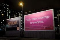 T-Mobile and Orange 'posters' by Saatchi & Saatchi & Fallon