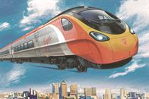 Virgin Trains 'fly' by Elvis