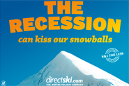 DirectSki 'ski for less' by Karmarama