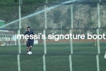 "Adidas ""team Messi"" by Iris Worldwide"