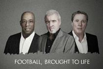 The Sun 'football brought to life' by WCRS&Co