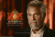 Heineken 'the most interesting man in the world' by Euro RSCG New York