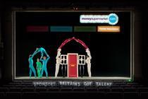 Moneysupermarket 'Spelbinding laptop' by Dare