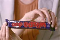 Cadbury Wispa 'Wispa Duo' by Fallon