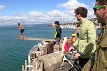 Air New Zealand 'The Kiwi Sceptics' by Host