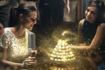 Ferrero Rocher 'golden lights' by RKCR/Y&R