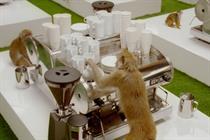 Costa 'monkeys and typewriters' by Karmarama