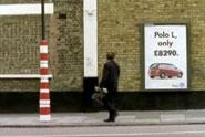 VW 'lamp post' by BMP