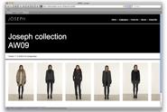 Joseph 'new look website' by Poke