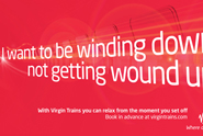 Virgin Trains 'relaunch' by MCBD & Elvis