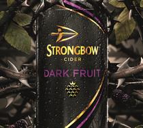 "Strongbow ""Dark Fruit"" by St Luke's"