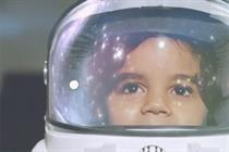 BBC 'space oddity' by Rainey Kelly Campbell Roalfe/Y&R