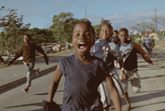 Save the Children 'born to run' by AKQA
