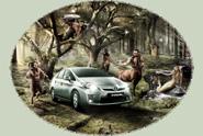 Toyota 'hybrids' by Y&R Peru