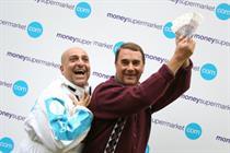 Moneysupermarket 'Mansell' by MCBD