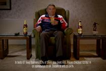 "Aldi ""cider - World Cup"" by McCann Manchester"
