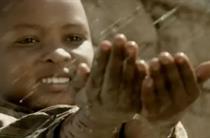 ActionAid 'child sponsorship' by OgilvyOne London
