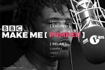 "BBC ""Make me"" by BBC Creative"