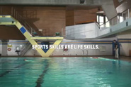 Kidsport 'sports skills are life skills' by DDB Vancouver