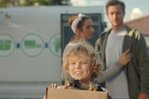 "B&Q ""New brothers"" by Leo Burnett London"