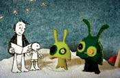 Booktrust 'dads' by Kitcatt Nohr Alexander Shaw