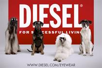 Diesel 'eyewear SS12' by Poke London