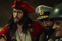 """Captain Morgan """"Live like the Captain"""" by Anomaly New York"""