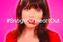 "Snog ""#SnogYourHeartOut"" by Karmarama"