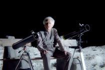 "Aldi ""telescope"" by McCann Manchester"