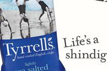 "Tyrrells ""life's a shindig"" by Wieden & Kennedy London"