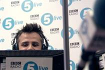 BBC Radio 5  'a day in the Live' by RKCR/Y&R