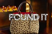 "Debenhams ""Found it 2016"" by J Walter Thompson London"