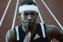 Lucozade Sport 'Faster. Stronger. For longer' by Grey London