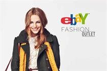 EBay 'Fashion Outlet' by DDB Tribal, Germany