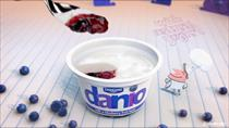 "Danone ""Danio yoghurt"" by Rainey Kelly Campbell Roalfe/Y&R"