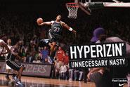 Nike 'hyperize' by Wieden & Kennedy Portland
