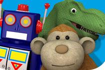 "Barclaycard ""Toys Unleashed game"" by Dare"