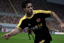 "Fifa 14 ""play like a legend"" by Jam"