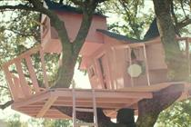 "HSBC ""tree house"" by JWT London"