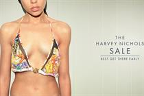 "Harvey Nichols ""bad fit"" by Adam & Eve/DDB"