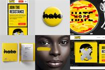 "Hope Not Hate ""New brand identity"" by Blue State Digital"