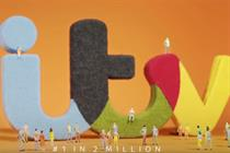 "ITV ""#1in2million"" by ITV Creative"