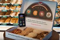 In Australia, Krispy Kreme fires up donut jukebox for American vintage flavors