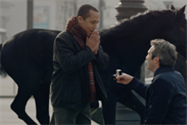 "Lloyds Bank ""for your next step"" by Adam & Eve/DDB"