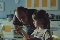 "McDonald's ""dad's voice"" by Leo Burnett London"