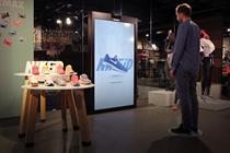 "Nike ""NIKEiD"" by R/GA London"