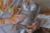 Pizza Pops 'robot friend' by Cossette Communications Toronto