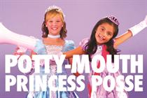 World's Talking About: Potty-mouth princesses
