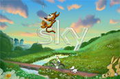 Sky 'cool cat' by WCRS